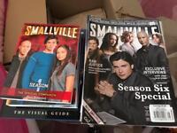 Smallville Books And Magazines