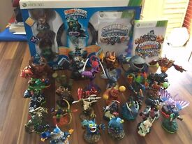 Skylanders Game's (Original Edition And Giants) Portal And Figures
