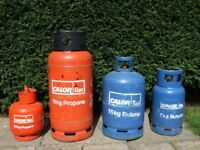 Calor Bottles