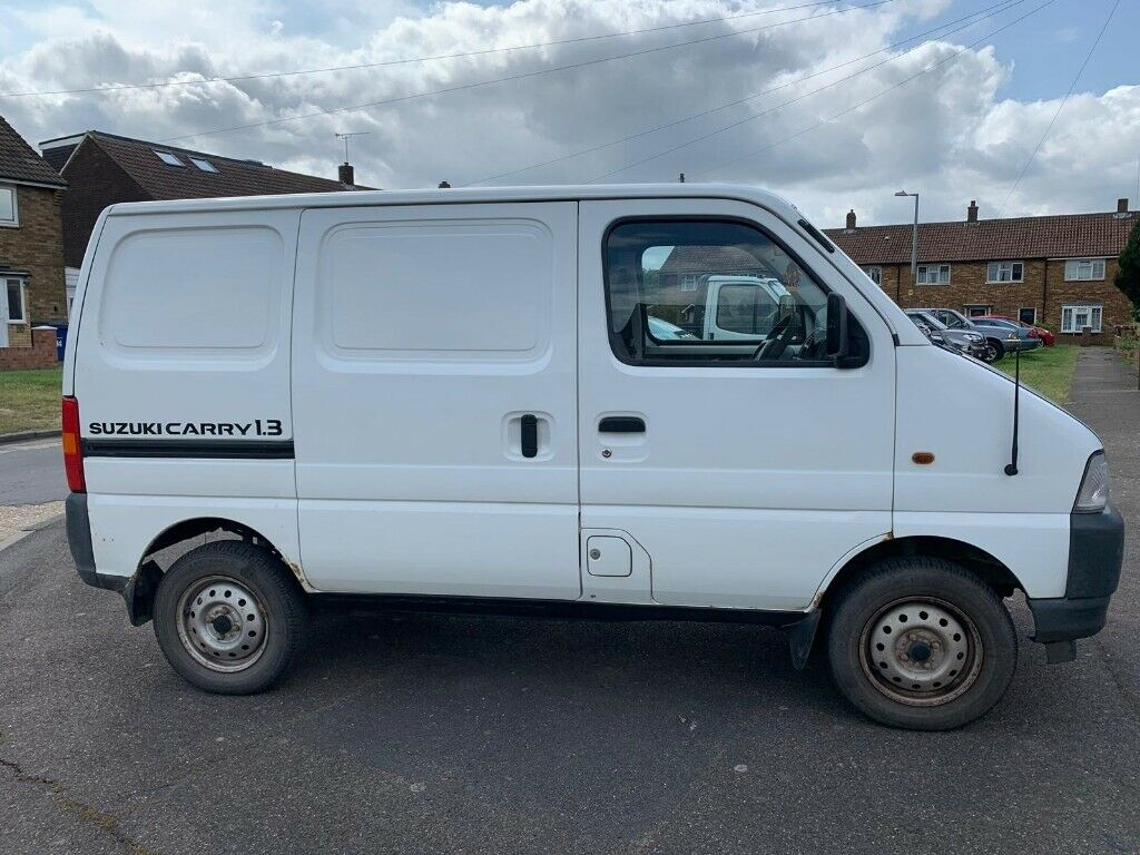 SUZUKI CARRY PANEL VAN 1 3 ENGINE GOOD SOLID VAN-DRIVES LOVELY-10 MONTHS  MOT-2 KEYS-READY 4 WORK-CD | in Grays, Essex | Gumtree