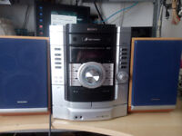 Sony HCD-RG290 stereo with remote