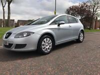 2007 SEAT LEON 1.9 TDi REFERENCE FINANCE and FREE WARRANTY Not Focus Astra golf