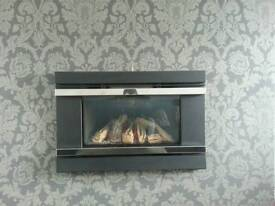Gazco balanced flue 6.1kw gas fire