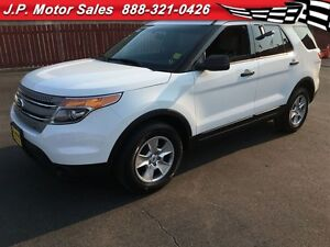 2014 Ford Explorer Automatic, Third Row Seating, AWD