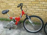 Bits of bike