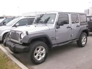 2013 Jeep WRANGLER UNLIMITED Sport | 6speed MAN | Cloth