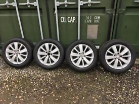 VOLKSWAGEN GOLF ALLOY WHEELS MUST SEE