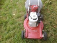 Petrol Mower Briggs and Stratton Mountfield Serviced