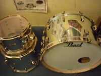 Pearl masters maple reserve drum kit