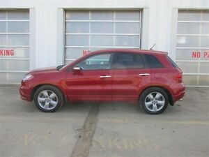 2007 Acura RDX 4WD w/ TECHNOLOGY PACKAGE