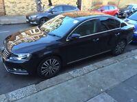 PCO Car Hire/Rent VW Passat Uber Ready