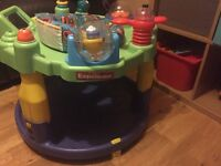 Graco Activity Centre Entertainer 6 Months upwards