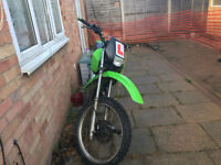 kawasaki kmx 125 May swap what you got .???????