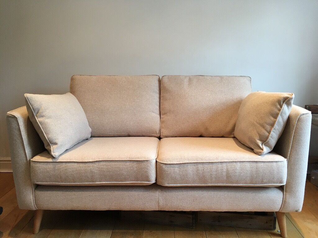 Beautiful As New Sofa Work 2 Seater Cameron