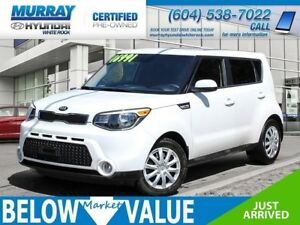 2016 Kia Soul LX**A/C**BLUETOOTH**POWER WINDOWS**