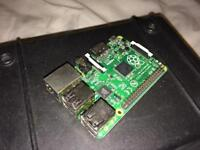 Raspberry Pi and a metal case