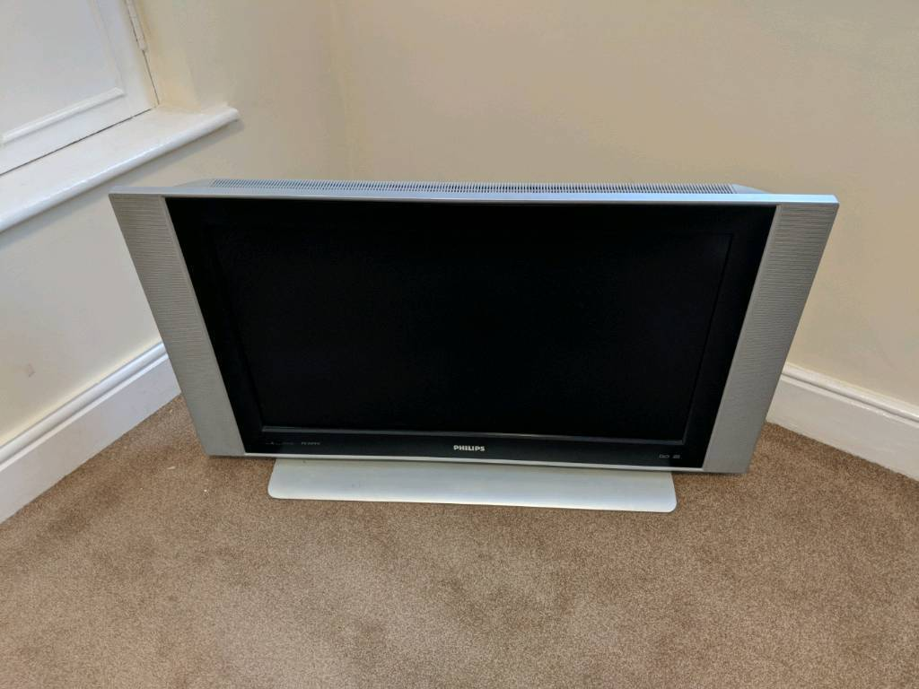 32 Hdmi Lcd Tv Philips Slc431e No Remote In Blackley
