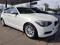 2014 BMW 1 SERIES 1.6 116D EFFICIENTDYNAMICS 5d 114 BHP PART EX WELCOME*