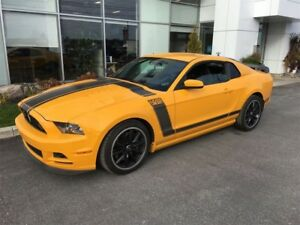 2013 Ford Mustang BOSS 302, FASTBACK,