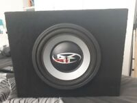 Inclosed Subwoofer for sale