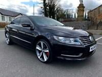 2013 VOLKSWAGEN PASSAT CC BLUEMOTION TECHNOLOGY 2.0 TDI FULL SERVICE HISTORY EXCELLENT CONDITION
