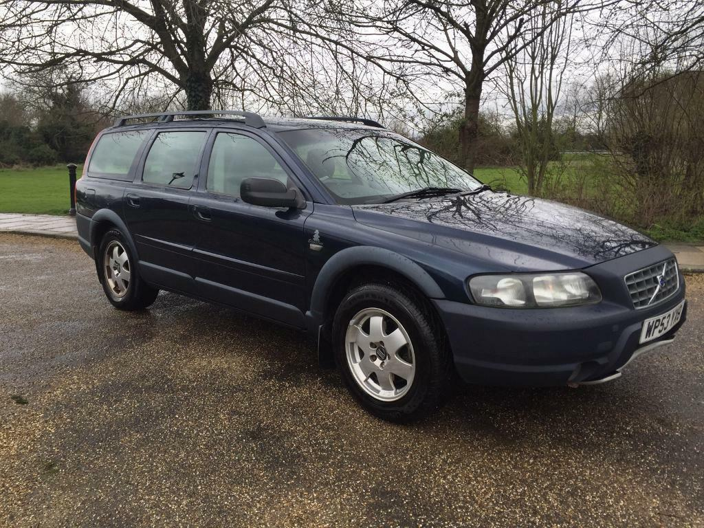 Volvo Xc70 D5 Awd 2004 Diesel Automatic Full Leather Drives Perfect Cross Country