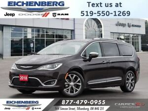 2018 Chrysler Pacifica Limited *EXECUTIVE PACIFICA*