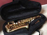 Trevor James Alphasax: Alto Saxophone in E flat
