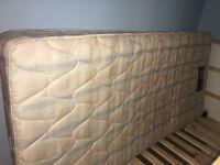 Single silent night mattress