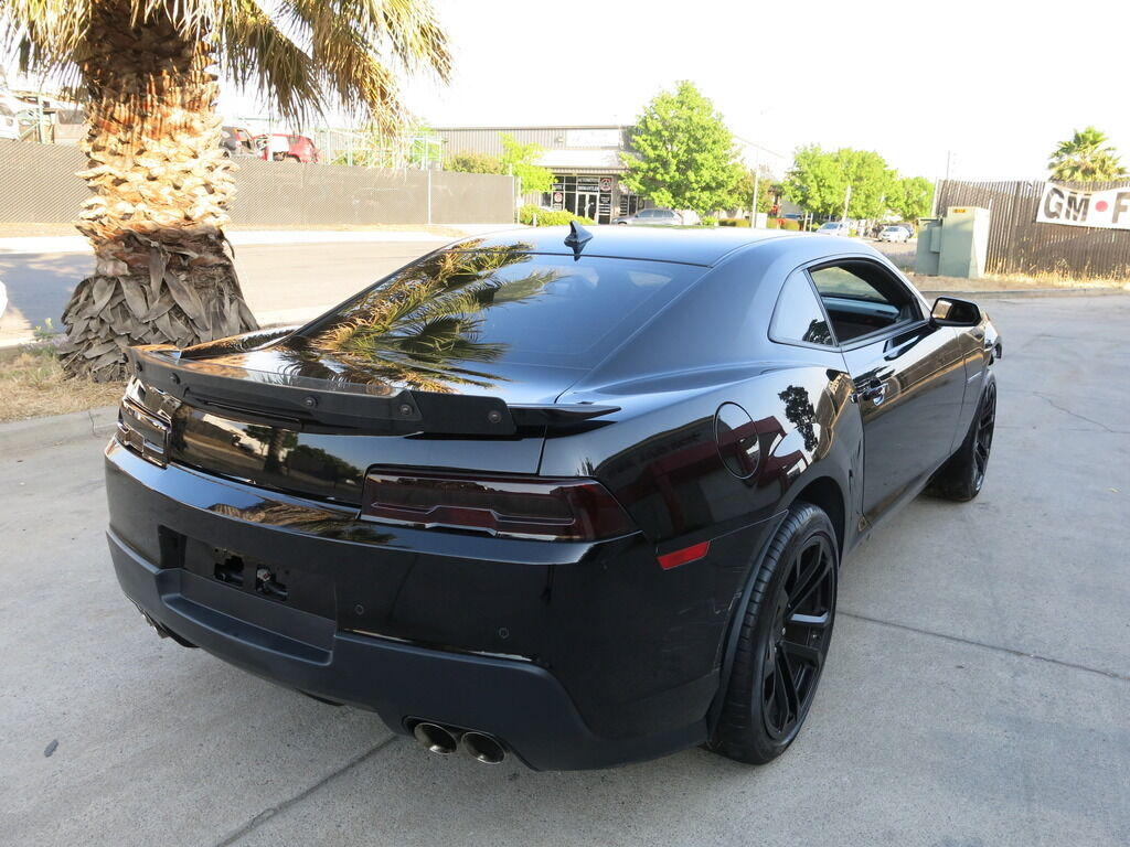 2014 chevy camaro zl1 damaged wrecked rebuildable salvage 2014 zl1 project 14 for sale in rancho. Black Bedroom Furniture Sets. Home Design Ideas