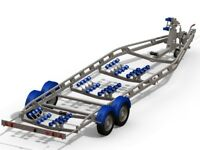 widest range of boat trailers in the UK ( 5 makes ) for sale 5 star rated