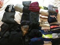 Boys Winter Clothes Bundle Age 9-10