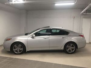 2013 Acura TL TECH AWD NAVI ACURA CERTIFIED FULL 7 YEARS 130K