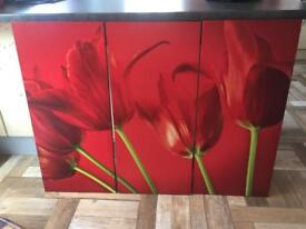 Beautiful Tulip Canvas