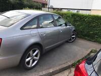 Audi a6 c6. 2.4 petrol lpg