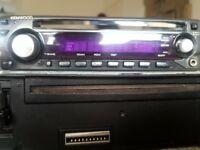 KENWOOD KDC-237SA In-car stereo