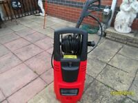 a clarke big power washer. model 9000b