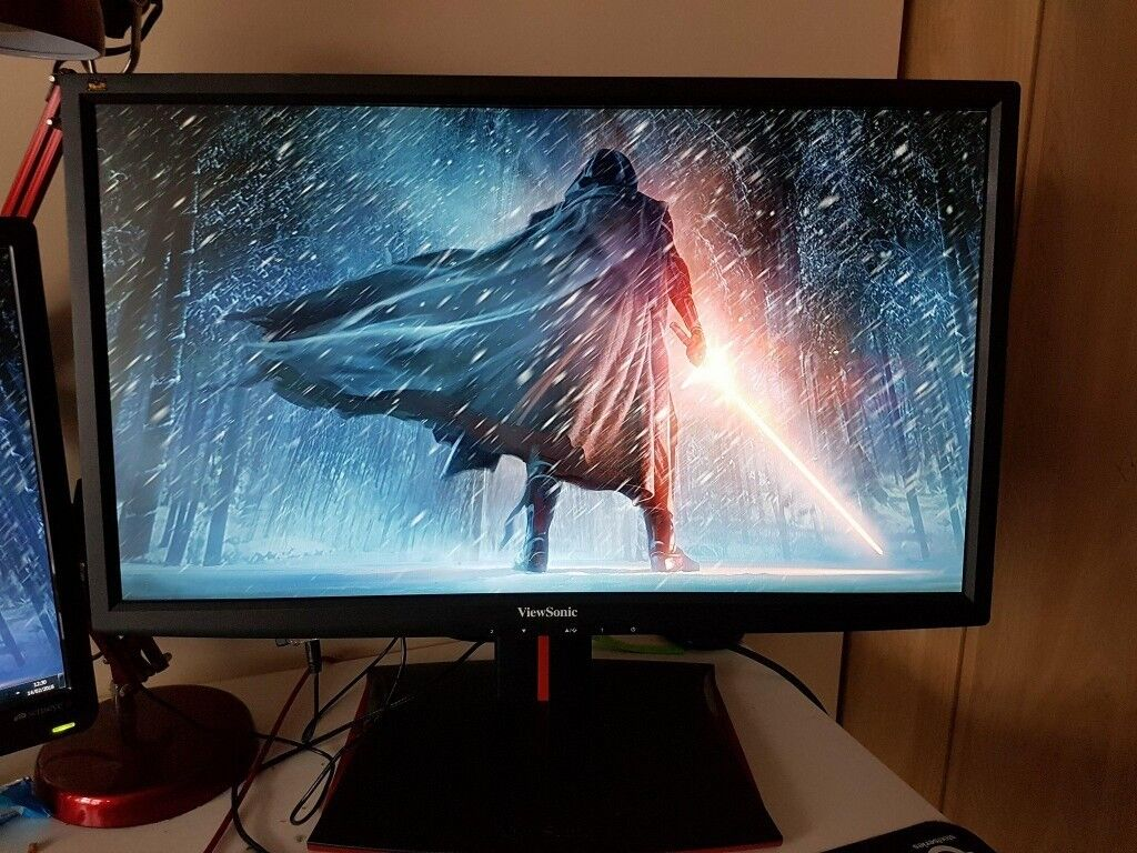 ViewSonic XG2401 24-inch 1080p 144hz 1ms Gaming Monitor with AMD FreeSync  (6 Months old!!!) | in Fallowfield, Manchester | Gumtree