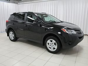 2015 Toyota RAV4 WOW!! DONT MISS THIS!!! TOYOTA CERTIFIED BLACK