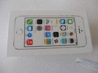 iPhone 5s box empty