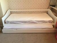 3ft single bed with trundle