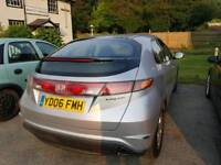 Honda civic 1.8 automatic mot april 2019