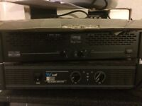 Power Amps - £60 and £40 - ONO