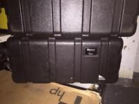 4u 19 inch rack mount flight case
