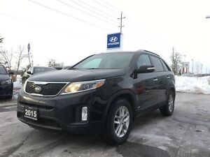2015 Kia Sorento 3.3L LX V6 AWD at