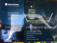 UHF WIRELESS SYSTEM