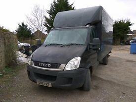 IVECO DAILY 2.3 LUTON WITH TAIL LIFT