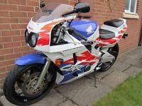 Honda CBR400 Gullarm