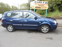 KIA CARENS LE CRDI MPV, ONLY 2 OWNERS, COMES WITH SERVICE HISTORY