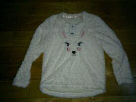 Brand new Cosy sweatshirt size 8